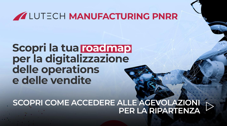 PNRR e Manufacturing